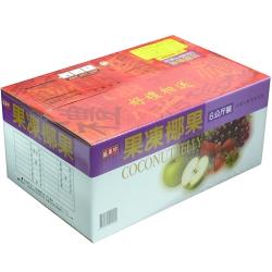 盛香珍 蒟蒻椰果果凍(綜合風味)(6KG)