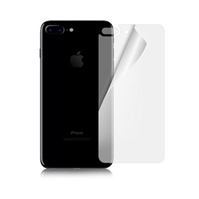 魔力 iPhone 8 Plus 5.5吋 背面高透光抗刮螢幕保護貼(專屬背面使...