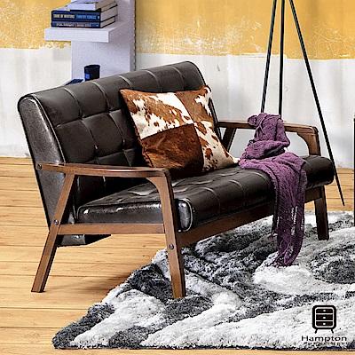 漢妮Hampton弗格斯休閒沙發雙人椅