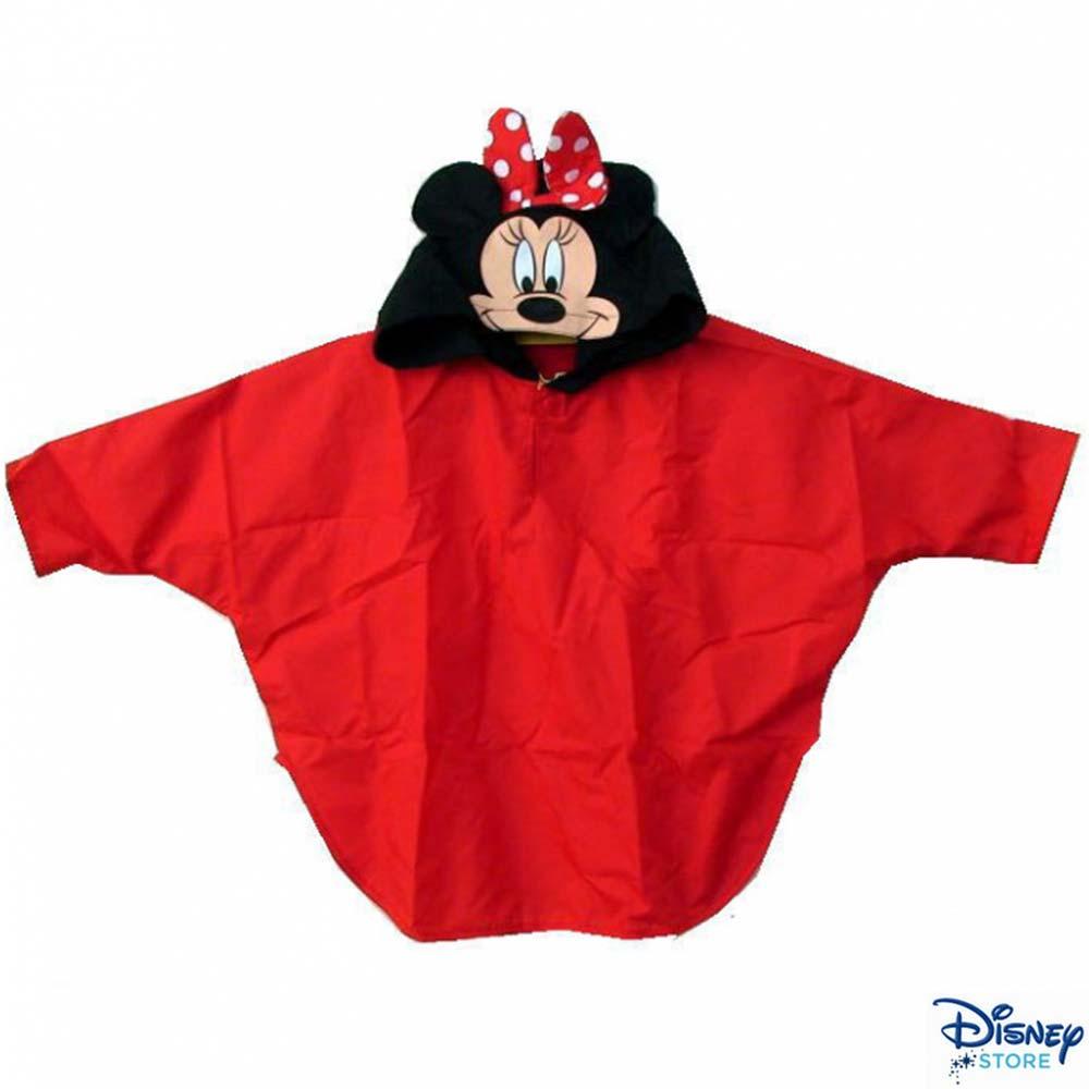 Disney 迪士尼米妮斗篷式雨衣