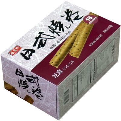 盛香珍 日式燒卷(芝麻口味)(148g)