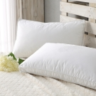 HOYACASA羽織柔眠 100%水鳥羽絲絨枕(高支撐型)-一入