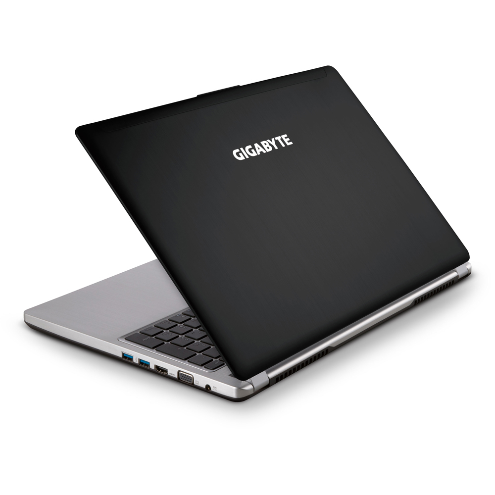 GIGABYTE技嘉 U35F 14吋極緻輕薄筆電(i7-4500/8G/1T)