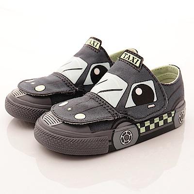 converse童鞋 taxi童趣設計款 58190灰(小童段)T2