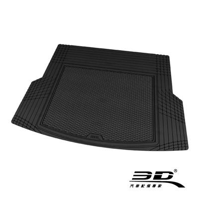 3D 神爪DIY可裁式-後行李箱墊 L