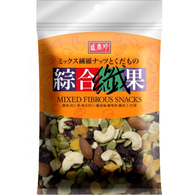 盛香珍 綜合纖果(165g)