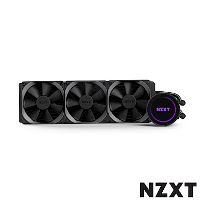 【NZXT 恩傑】Kraken X72 CPU水冷散熱器