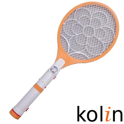 歌林kolin三層式充電式電蚊拍-KEM-SH01