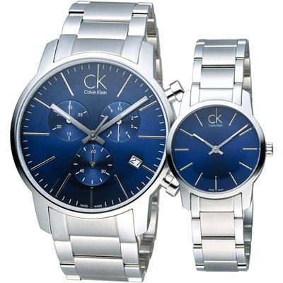 Calvin Klein  深刻愛戀時尚對錶(K2G2714N K2G2314N)