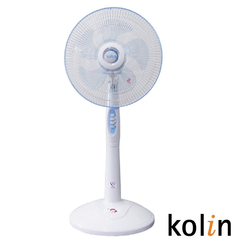 歌林kolin-14吋節能涼風立扇KF-SH14A01