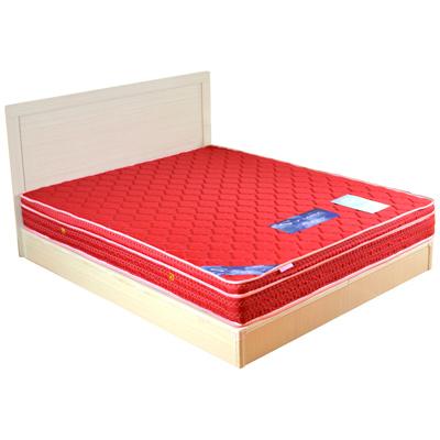 時尚屋-絲黛特舒眠三線5尺雙人獨立筒床墊可選色