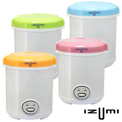 日本IZUMI 精緻隨行電子鍋/隨行鍋(TMC-300)