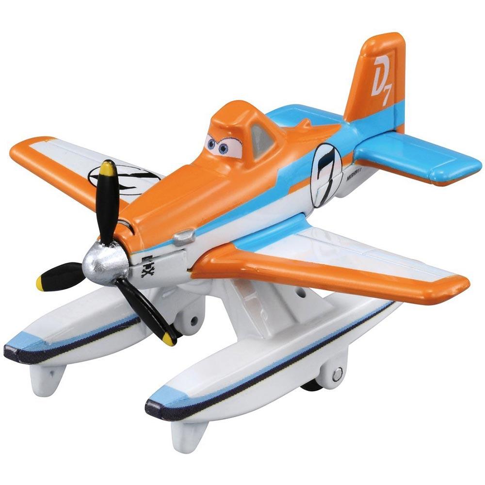 TOMICA PLANES飛機總動員 15 德思奇(水上飛機型)