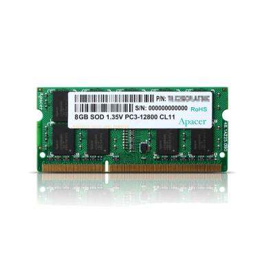 Apacer-DDR3-1600-記憶體8GB-筆