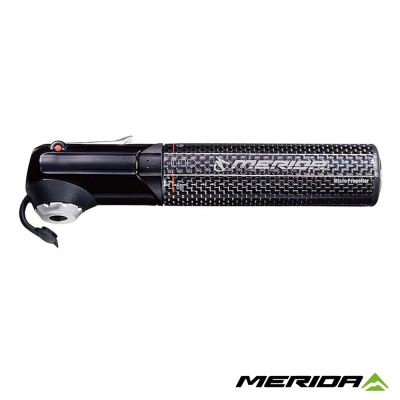 《MERIDA》 美利達鋁合金迷你打氣筒-1065