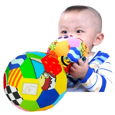 DF 童趣館 - 寶貝感官體驗遊戲球