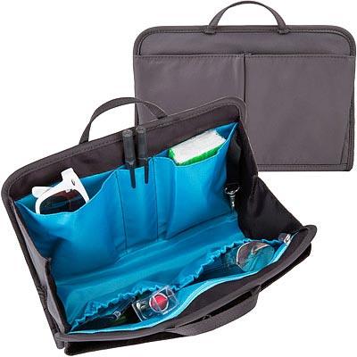 TRAVELON RFID包內安全收納包(藕L)