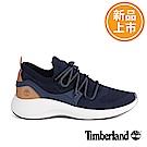 Timberland 男款FlyRoam Go海軍藍皮革飛型鞋