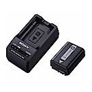 SONY ACC-TRW W型充電電池超值配件組(公司貨)