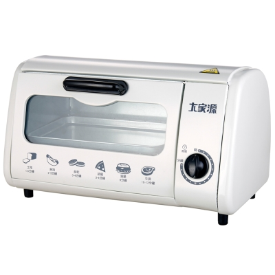 大家源 8公升電烤箱(TCY-3808A)