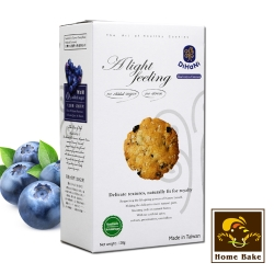烘焙客 DiHaNi無蔗糖手工餅乾-藍莓燕麥(120g)