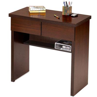 Homelike 簡約二抽書桌(二色任選)