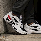 FILA 男款Mindblower慢跑鞋-黑 1-J032S-014