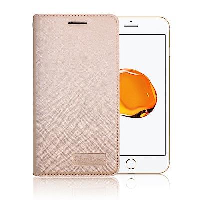 CB iPhone8 / iPhone7 4.7吋 皇家氣質閃亮隱扣立架皮套