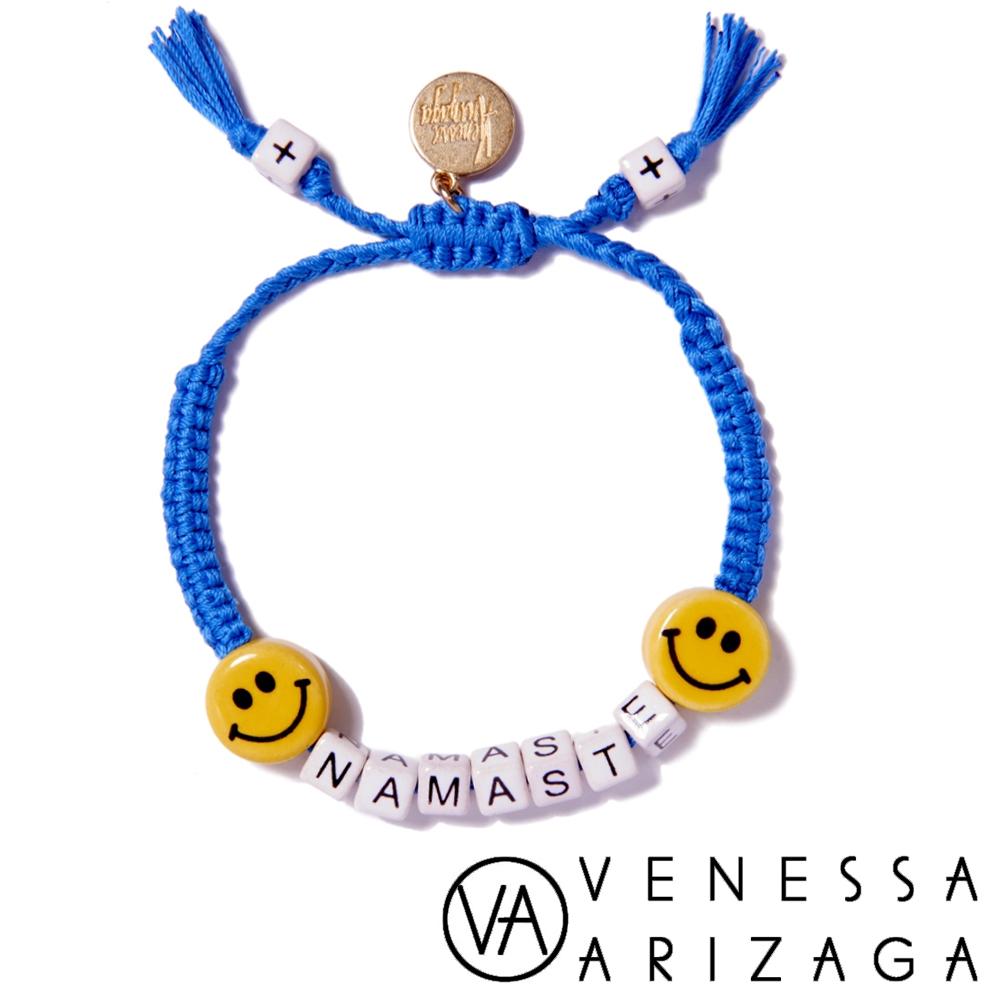 Venessa Arizaga NAMASTE手鍊 藍色 G-DRAGON款