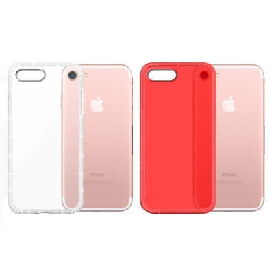 【SHOWHAN】 iPhone7/iPhone8第三代空壓手機殼