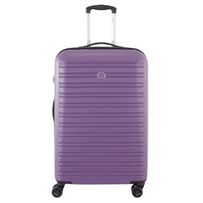 DELSEY SEGUR -25吋行李箱-紫色