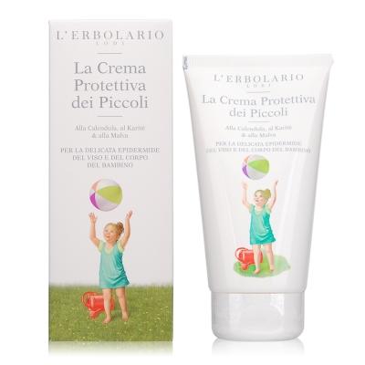 L-ERBOLARIO 蕾莉歐 花園寶寶呵護乳霜(150ml)