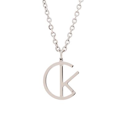 CK Calvin Klein CK LOGO項鍊