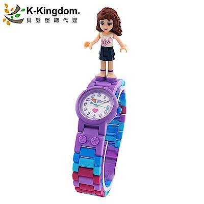 LEGO 樂高手錶  好朋友系列 奧利佛 8020165