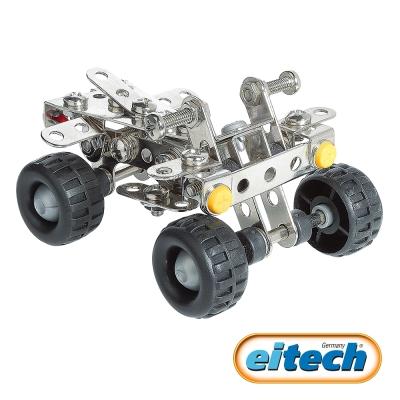 德國eitech益智鋼鐵玩具-越野沙灘車C63