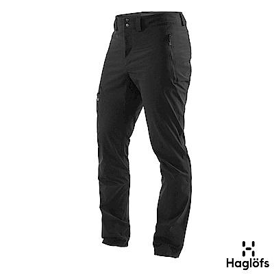 Haglofs 男 Draken 彈性長褲 黑色
