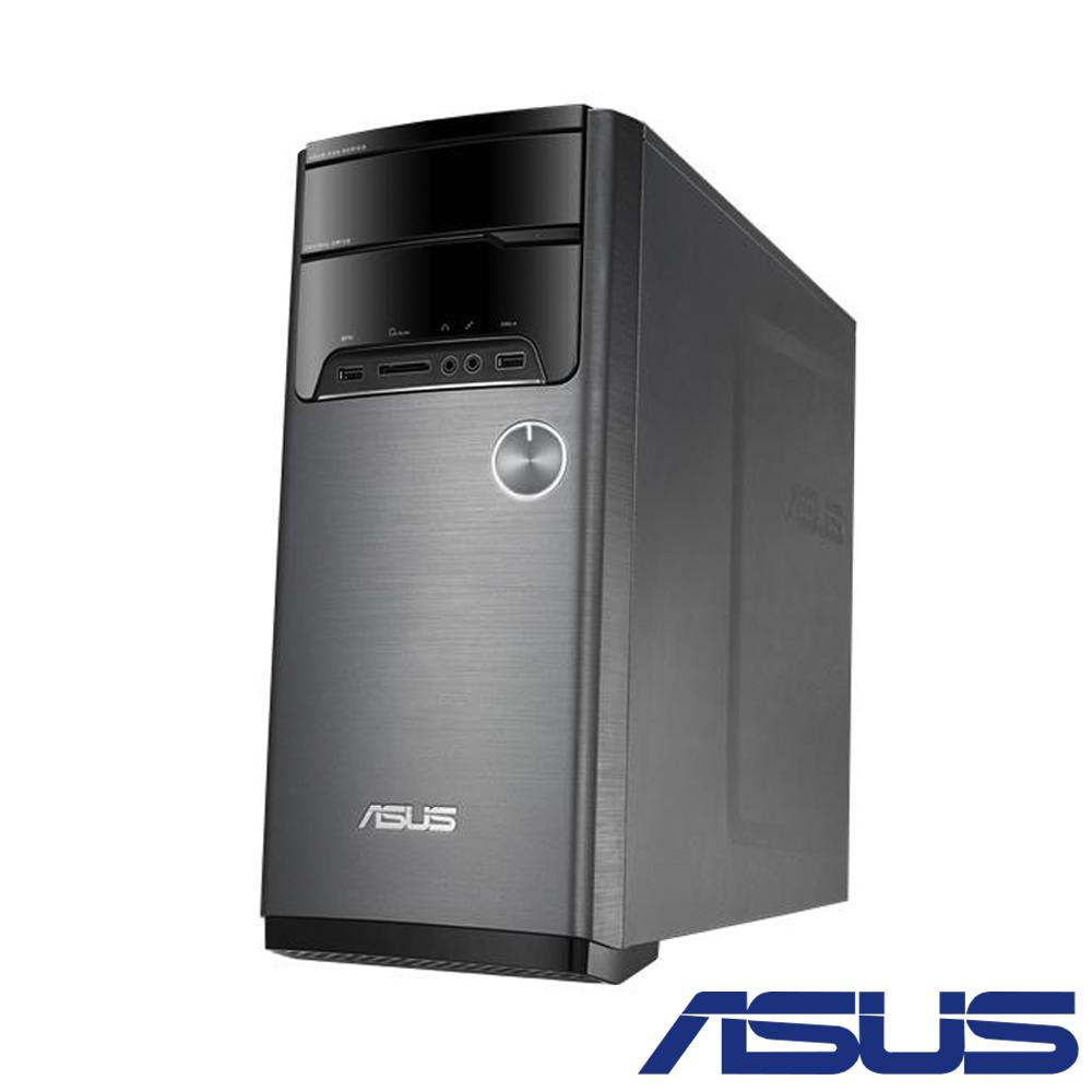 ASUS華碩 M32電腦(i5-7400/GT1030/128G+1T/8G/Win10)