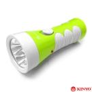 【KINYO】充電式強光紫光兩用手電筒(LED-301)