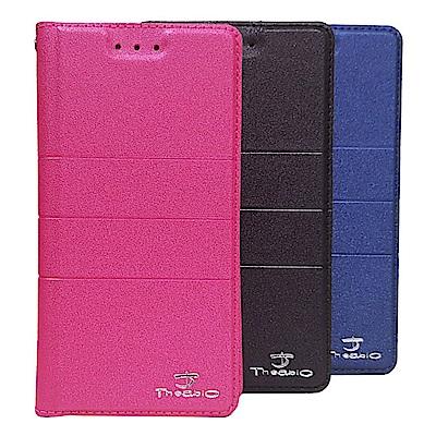 Theabio ASUS ZenFone Max(ZB555KL) 亮彩側掀隱磁...