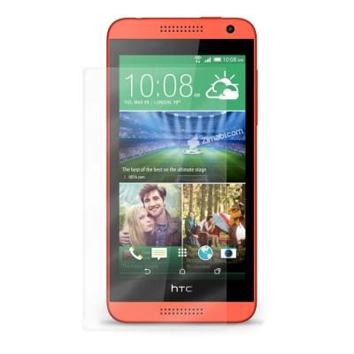 D&A HTC Desire 610專用日本頂級HC螢幕保護貼(鏡面抗刮-超值2組)