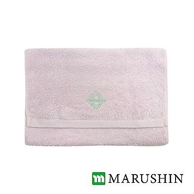 日本丸真今治雙色毛巾-紫