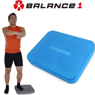 BALANCE 1 核心健身平衡墊 藍色