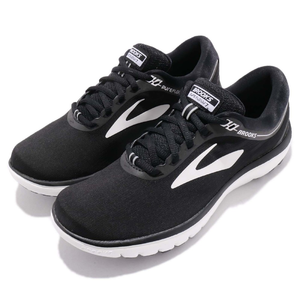 BROOKS 慢跑鞋 PureFlow 7 女鞋
