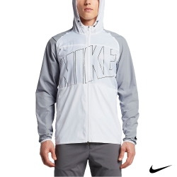 NIKE GOLF PACKABLE 連帽 外套-白833317-100