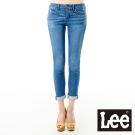 Lee 牛仔褲 329低腰合身窄管-女款(中淺藍)