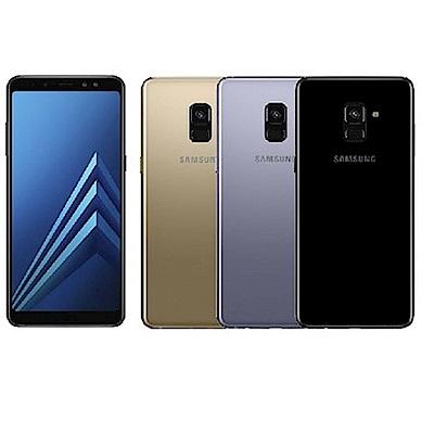 Samsung Galaxy A8 2018(4G/32G)美拍智慧手機(套餐組)
