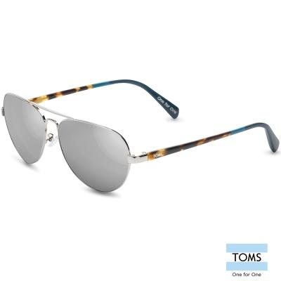TOMS MAVERICK201  經典紳士飛官款 太陽眼鏡-中性款 (10003452)