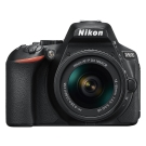Nikon D5600 + 18-55mm 變焦鏡組(公司貨)