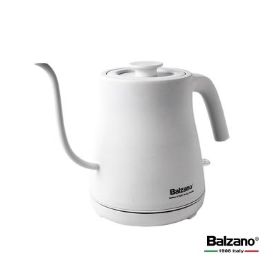 義大利Balzano電動手沖咖啡壺 白 BZ-KT088W