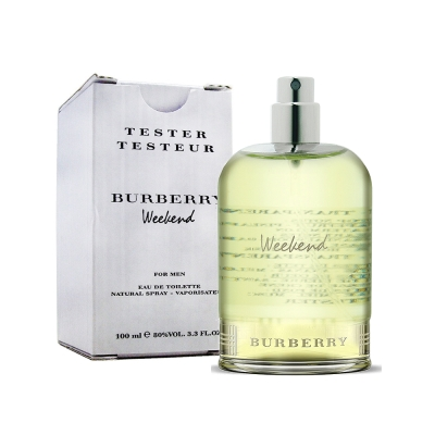BURBERRY Weekend for Man週末男性淡香水-TESTER100ml